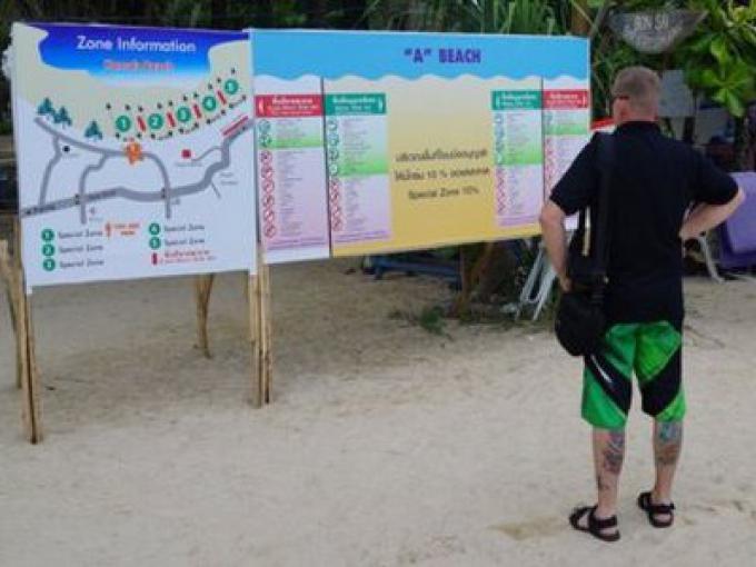 Le compte à rebours de la Plage commence :Le Gouverneur de Phuket lutte pour un résultat de qualit