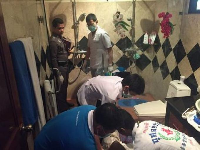 Un belge de 60 ans retrouvé pendu dans la salle de bain d'un ressort de  Patong