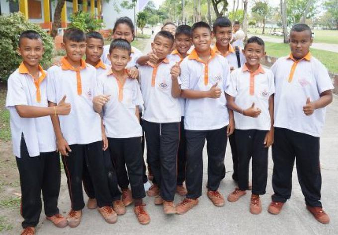 50 écoles Phuket adhèrent au programme «moins de temps en classe»
