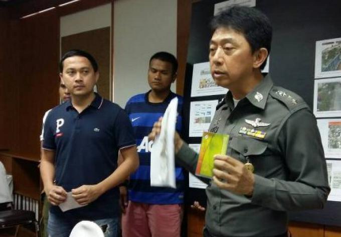 Une femme de Phuket arrêtée pour une fraude de caméra par un faux compte facebook