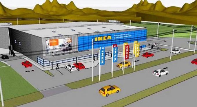IKEA lance un centre