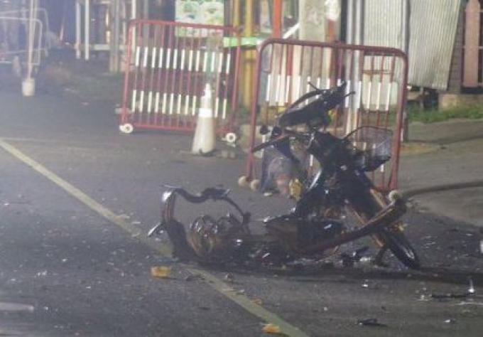 Quatre attentats sur la route principale à Pattani