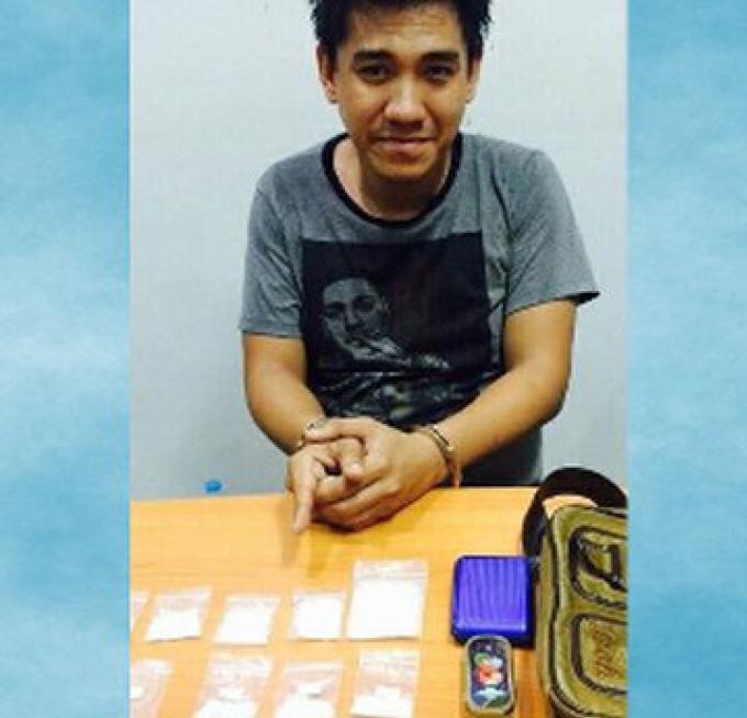 Six trafiquants de drogue ont été arrêtés à Phuket