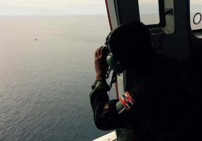 La météo entrave les efforts de recherche du pêcheur disparu en mer