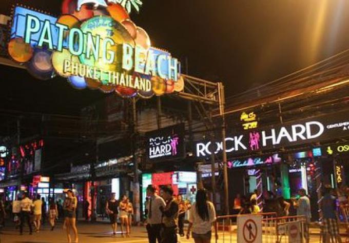 De nouvelles zones de divertissement à Phuket sous examen