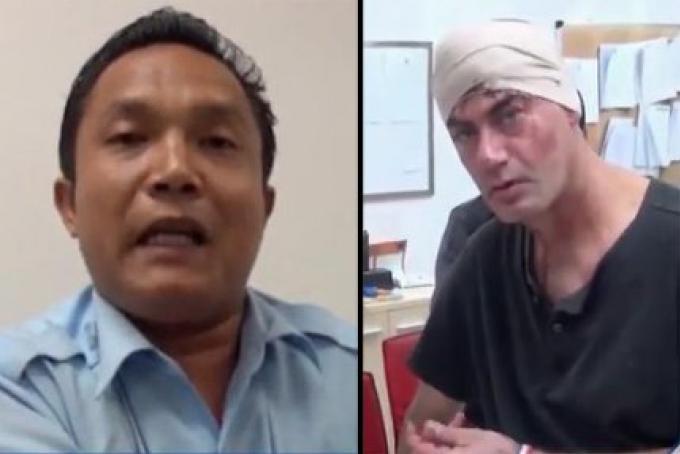 Un australien a été agressé par un chauffeur de taxi par un malentendu