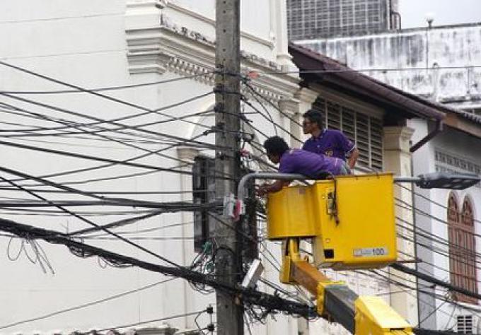 Des pannes de courant majeures sont annoncées pour des améliorations à Phuket