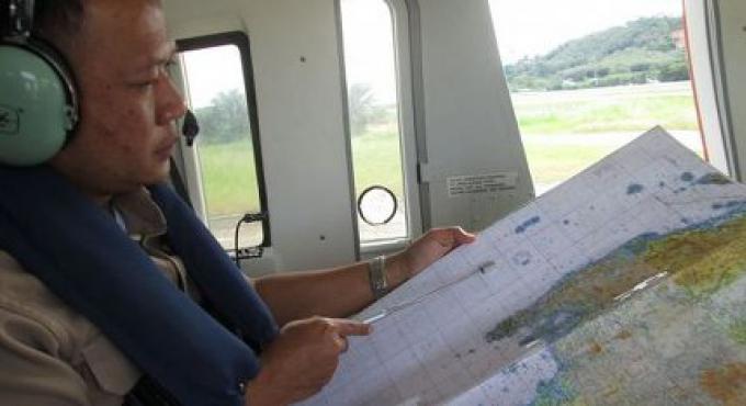 Recherche par air pour le pêcheur disparu au large des côtes de Phuket est annulée