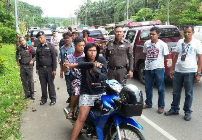 Une femme attaquée par deux gardes d'hôtel laissée pour morte