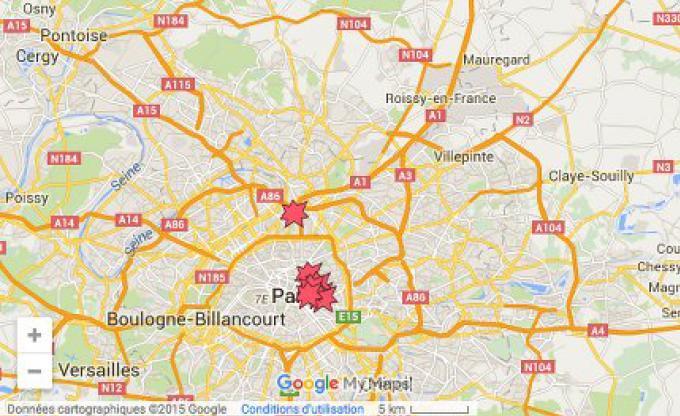 Ce soir les parisiens payent très cher face au terrorisme