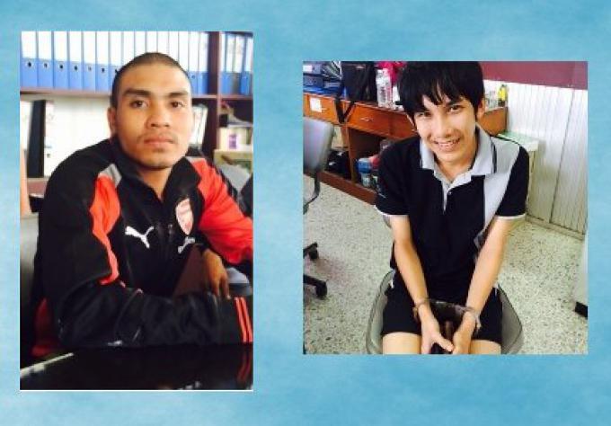 Un raid en masse de la police sur les communautés de Phuket ont arrêté deux suspects