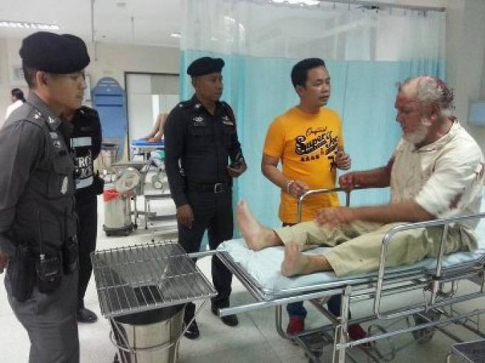 L'expatrié australien poignarde à mort le travailleur de boîte de nuit à Patong