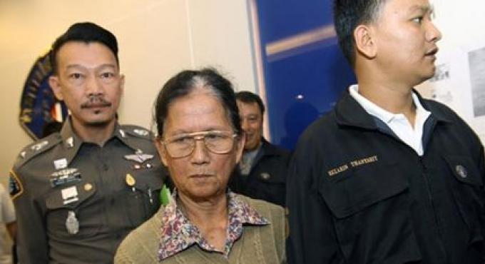 Sept personnes arrêtées pour avoir aidé la mère meurtrière « retour d'entre les morts»