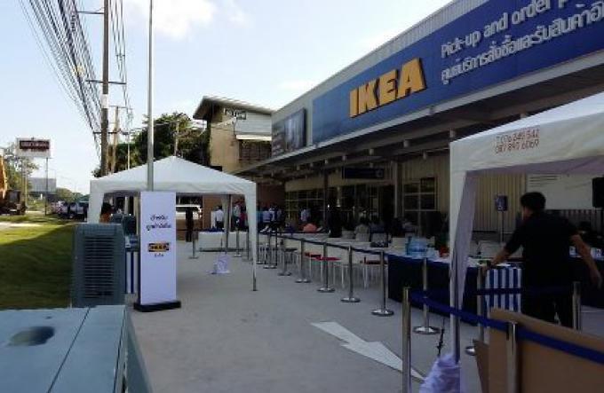 IKEA ouvre son premier pick-up & Order Point d'Asie à Phuket