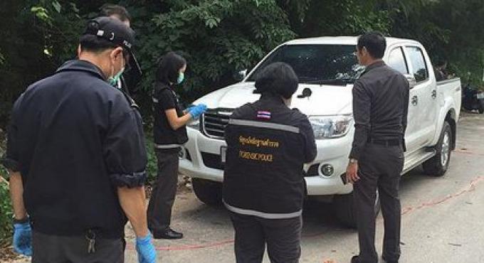 2 personnes arrêtées pour l'enlèvement et le meurtre à Pattaya de l'Australien