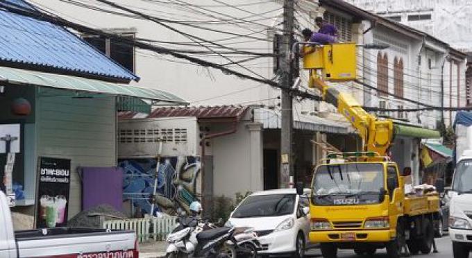 Importante panne d'éléctricité affectera Koh Kaew