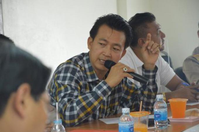 Le Chef de la Marine de Phuket promu