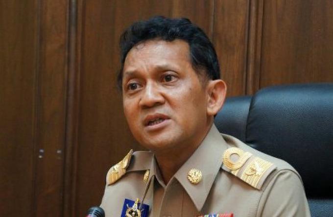 Phuket gouverneur appelle au calme dans le sillage d'une note de fuite de l'Etat islamique
