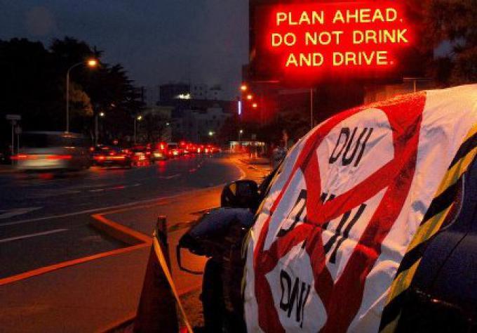 La police de Phuket brise les quotas de conduite avec des facultés affaiblies
