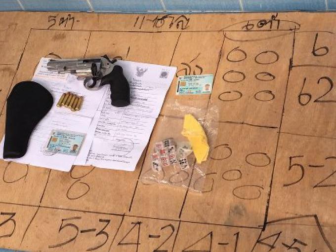 Un raid de la Marine sur un casino clandestin à Phuket