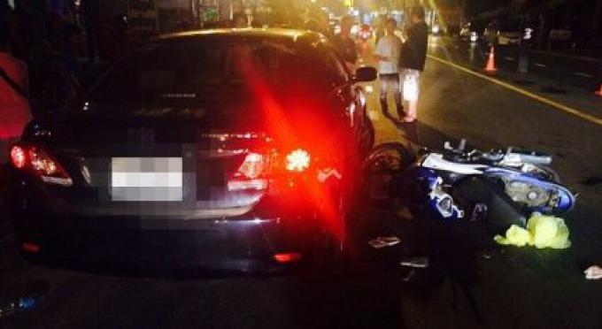 Le conducteur est accusé pour la mort de l'allemand, Andreas Walter
