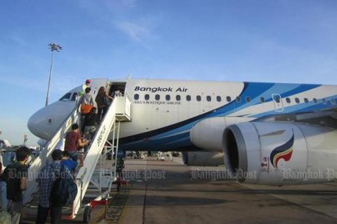 Alerte à la bombe pour le vol de Bangkok-Koh Samui