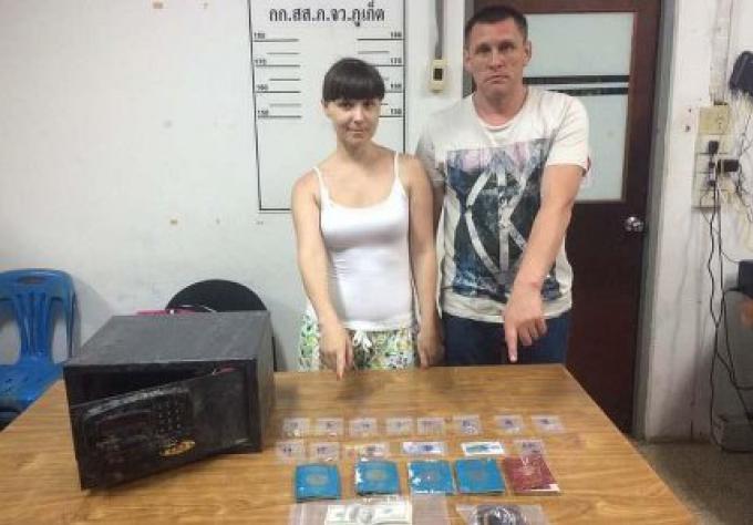 Le voleur sous méthamphétamine fait irruption dans le coffre-fort de Kazakhstan, vole des objets d