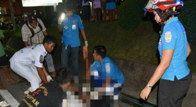 Des adolescents détenus pour la mort de l'homme poignardé près de la Colline de Patong
