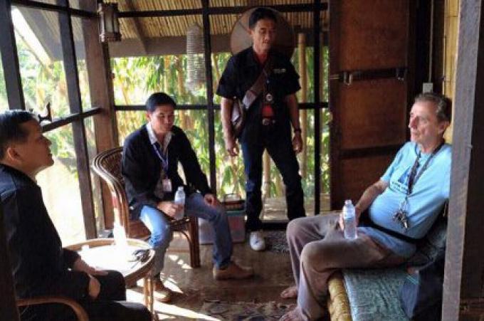 Un Ex-professeur américain arrêté pour pornographie juvénile à Chiang Maï