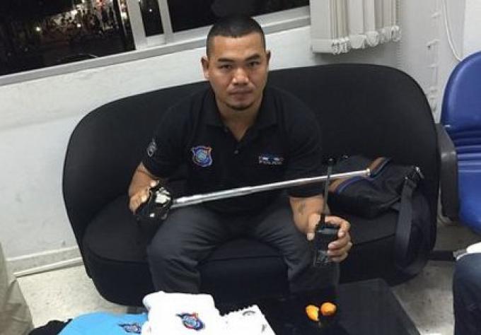 Un membre de la tribu de la colline de Chiang Rai arrêté à Phuket pour s'être fait passer pour u