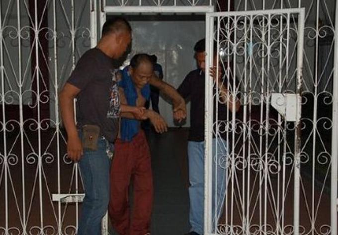 Le prisonnier échappé, retrouvé