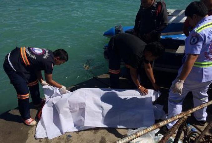 Le corps d'un trafiquant de drogue a été retrouvé flottant dans la baie de Chalong