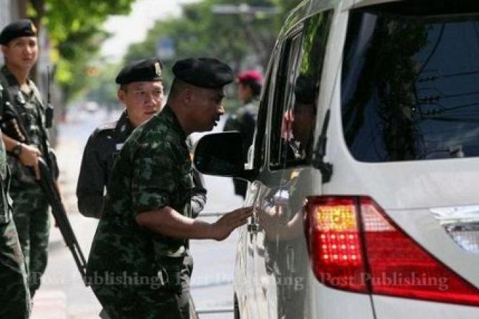 Pas de contrôles routiers par les militaires à Phuket pour la campagne de sécurité du Nouvel An