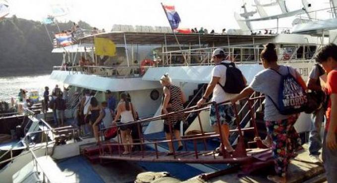 Des contrôles de sécurité de ferry pour le Nouvel An sont en cours