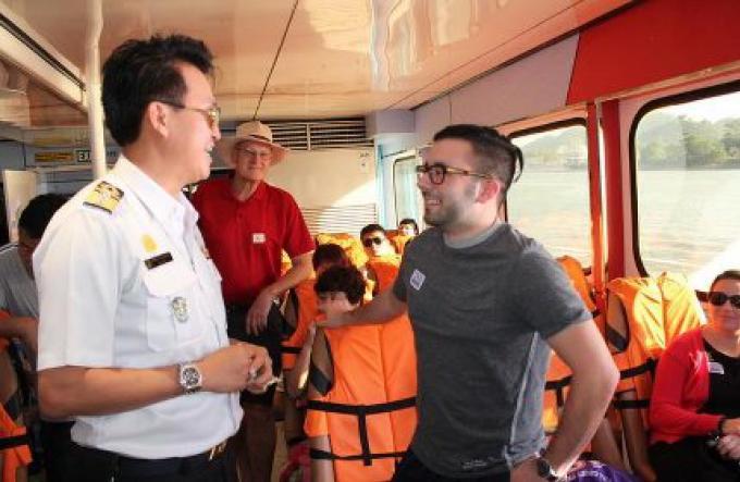Les contrôles de sécurité annuels sur les bateaux de touristes ont commencé