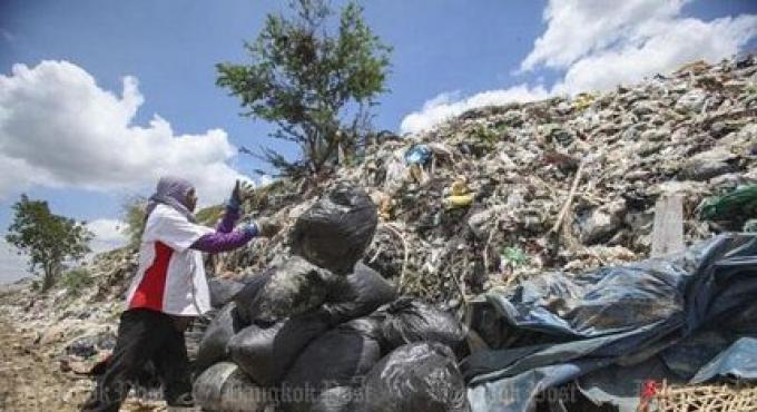 Des déchets plus que jamais