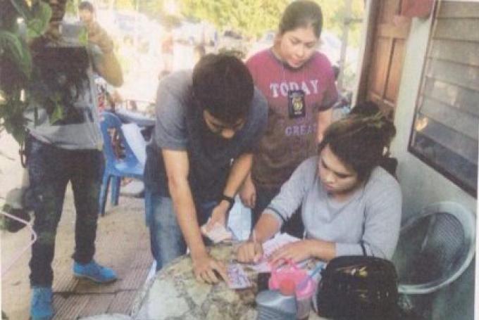 Une arrestation par la police de Phuket d'une Ladyboy pour proxénétisme d'adolescente de 15 ans