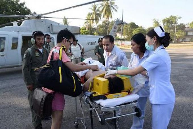 Un Étudiant en médecine, de 24 ans, s'évanouit lors d'une «pratique de plongée» dans les îles