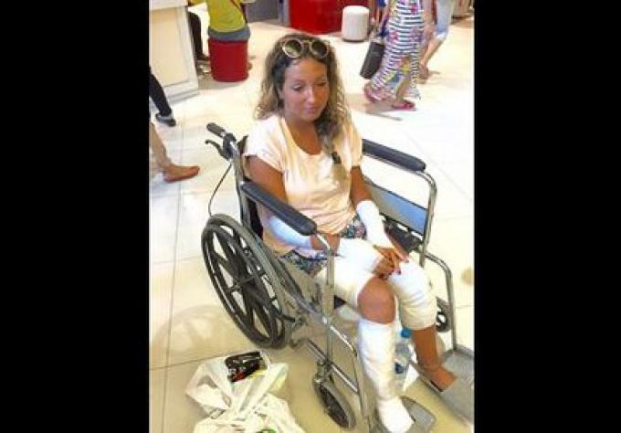 Une femme britannique blessée et des objets de valeur volés à l'arraché en plein jour à Phuket