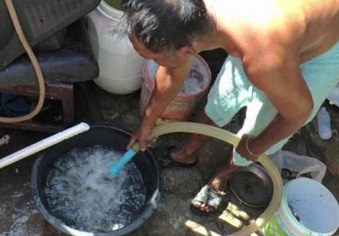 L Autorite  de canalisation d eau de Phuket reaffirme Aucun manque d'eau