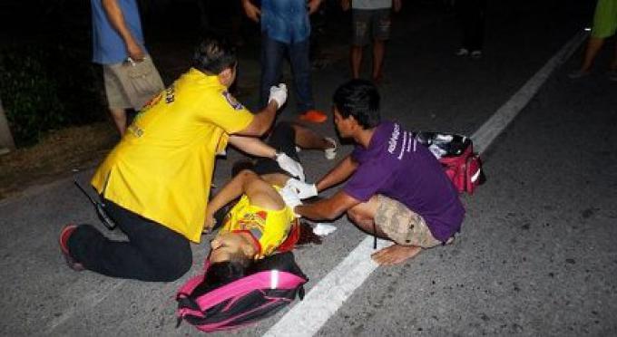 La police recherche le ou les suspects impliqués dans l'incident de tir à Phuket