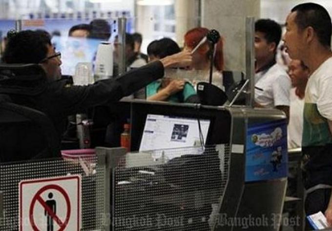 Le Bureau de l'immigration met en place des équipes spéciales pour examiner les passeports aux aé