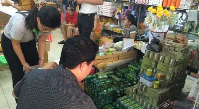 Un magasin pour la santé de Phuket perquisitionné pour la vente de produits de beauté contrefaits