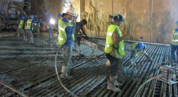 Le jour de délai pour le passage souterrain de Phuket, B2mn d'amende par jour dès aujourd'hui