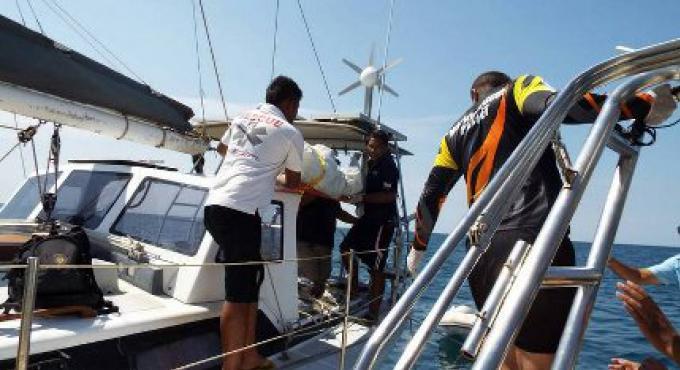 Un homme étranger retrouvé mort sur un yacht enregistré en Nouvelle Zélande au large de Phuket
