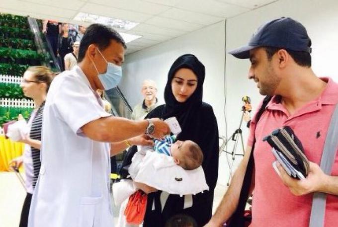 Un patient pour le virus MERS est traité à Bangkok