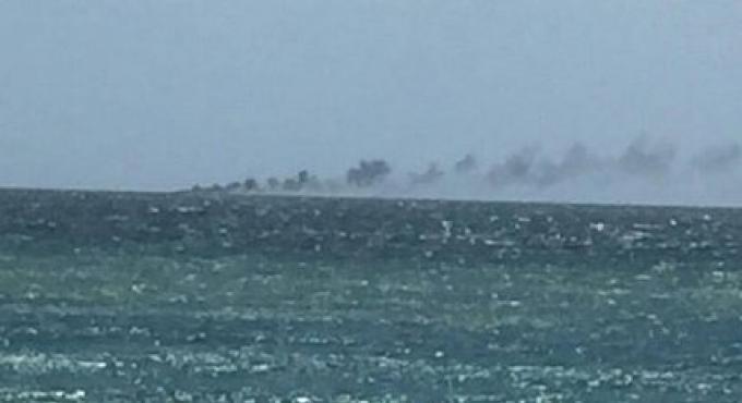 Un membre d'équipage meurt, quand le cargo prend feu au large de Phuket