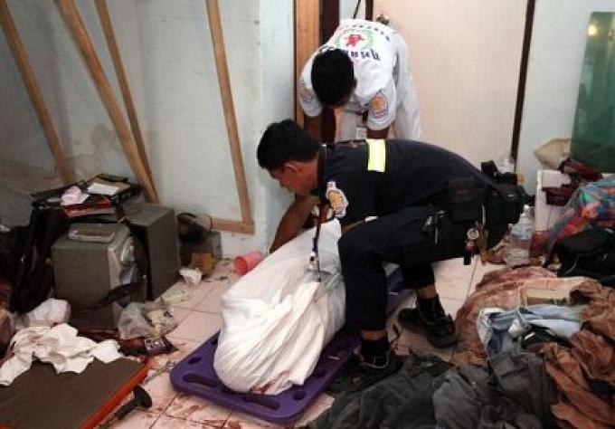Phuket l ouvrier du batiment a trouve le mort apres un combat pour rassemblement de dette