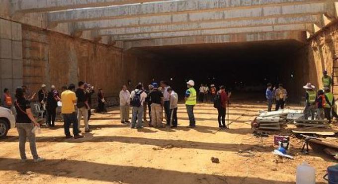 Les plaintes du passage souterrain de Sam Kong amènent la visite du Bureau d'Ombudsman
