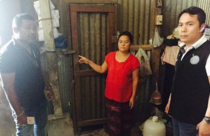 Des esclaves d'un bateau de pêche sauvés à Phuket